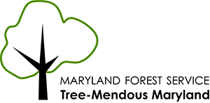 Tree-Mendous Maryland logo