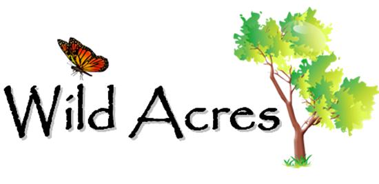 Wild Acres log