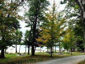 Photo of Deep Creek Lake 9-23-21